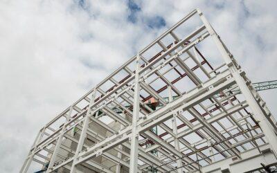 Cómo se construye una nave industrial paso a paso