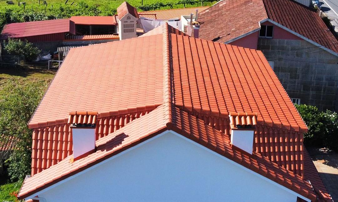 Ventajas de elegir una cubierta de teja